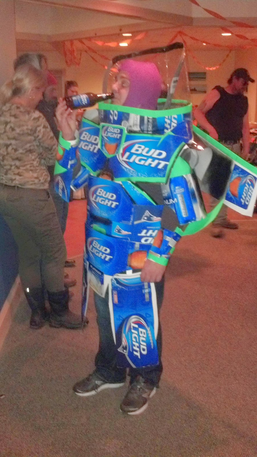 Bud Light Year Your New Favorite Superhero Viral Comics