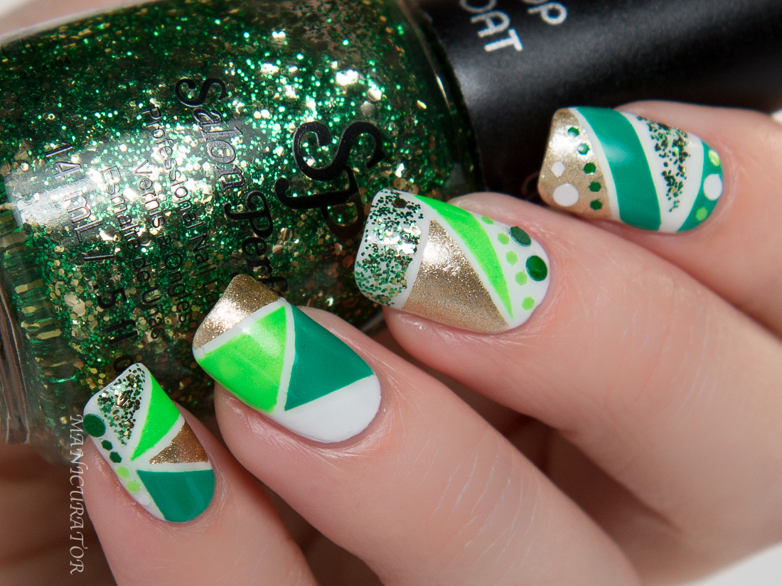 Salon-Perfect-St-Patrick's-Luck-of-the-Irish-Nail-Art-Giveaway