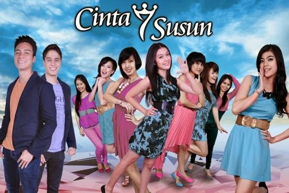 sinopsis sinetron Cinta 7 Susun, TV9, gambar, pelakon sinetron Cinta 7 Susun