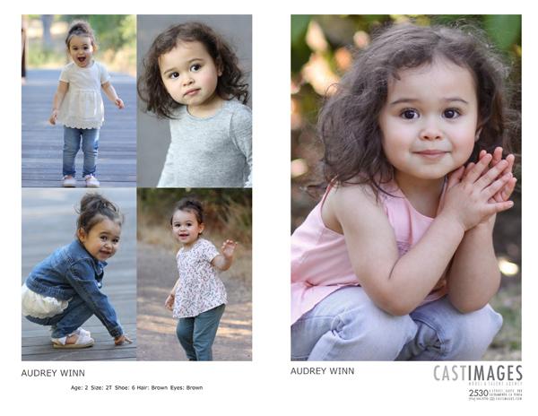 Audrey Winn - Cast Images