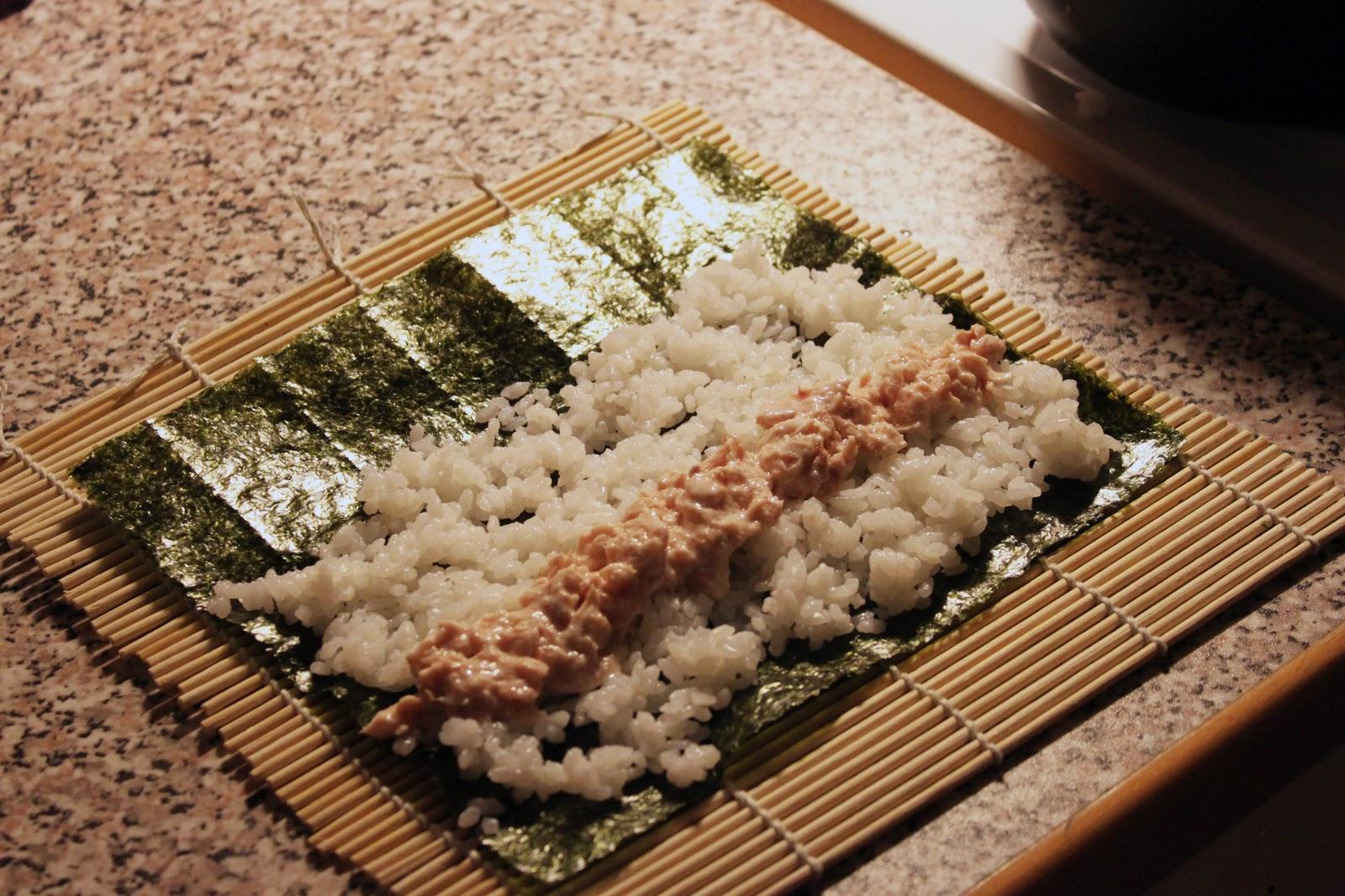 Bambumatto sushi hinta