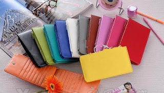4 Warna Dompet Import