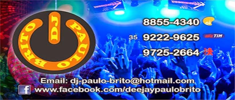 Contrate DJ Paulo Brito