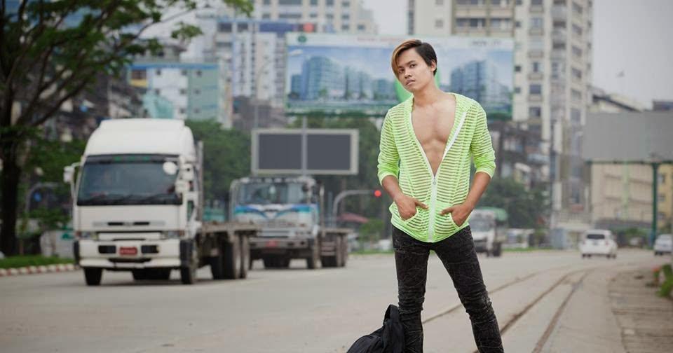M y a n m a r H u n k s: Aung Lay @ Red