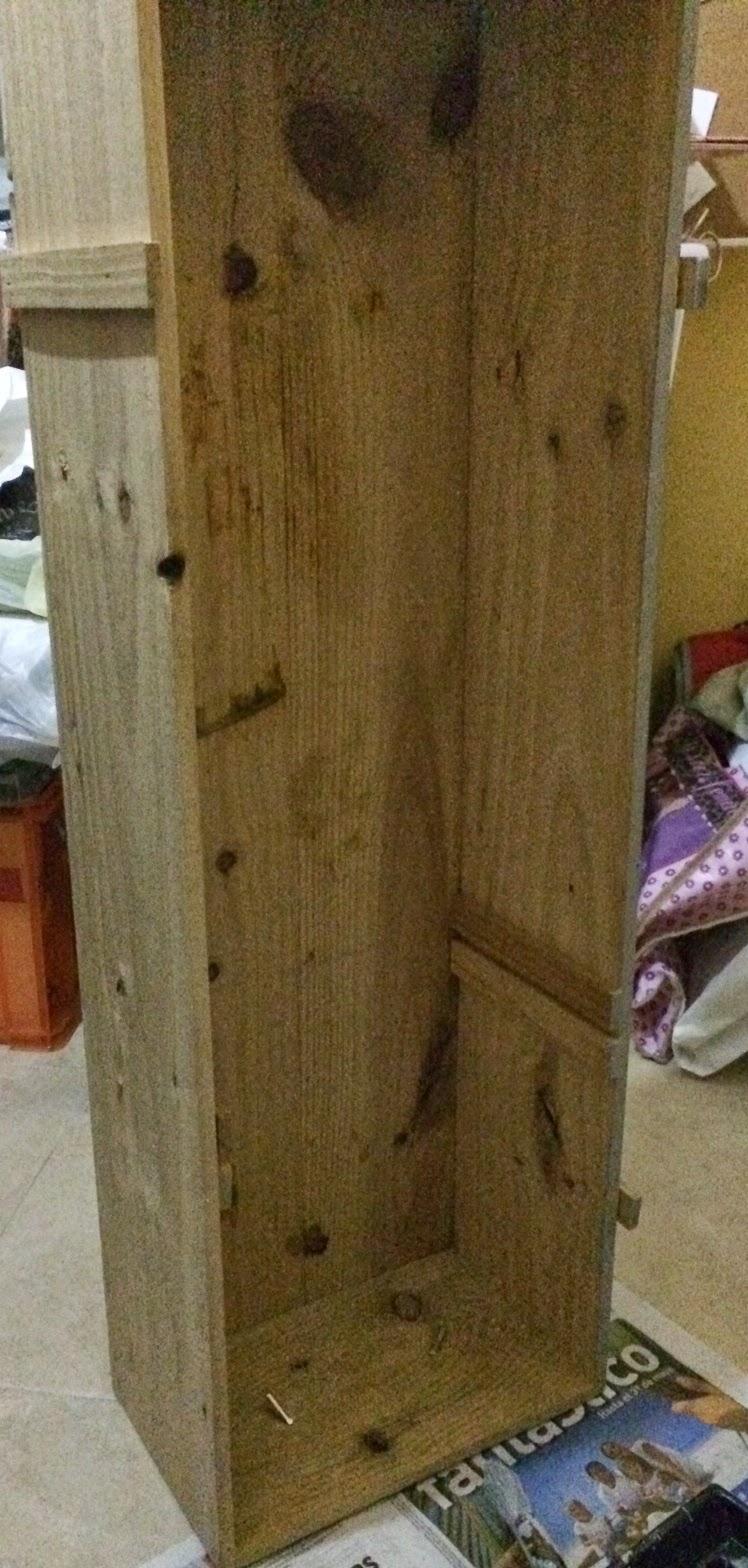 DIY: Reciclando una vieja caja de madera