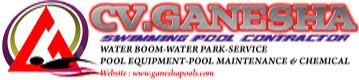 CV.GANESHA POOL Spa & Swimming Pool Shop Online