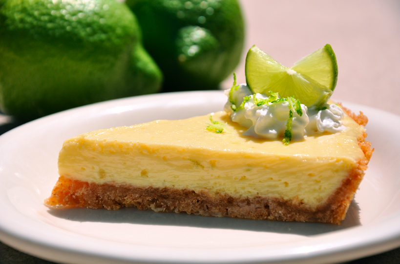 ... key lime pie without the limes it s simple you make a different pie