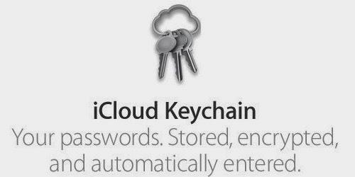 Set up Keychain on iPhone