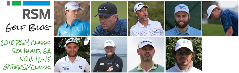 RSM's Golf Blog