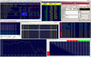 Trading system fidessa