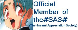 (Unofficial) Official Member of The Sasami Appreciation Society