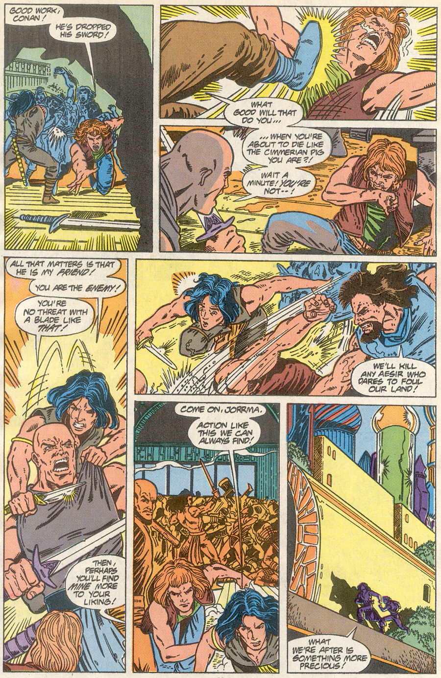 Conan the Barbarian (1970) Issue #233 #245 - English 17