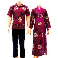 batik sarimbit gamis