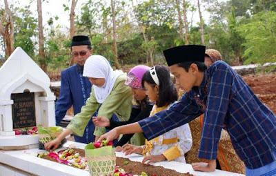Keutamaan Ziarah Kubur Bagi Umat Muslim