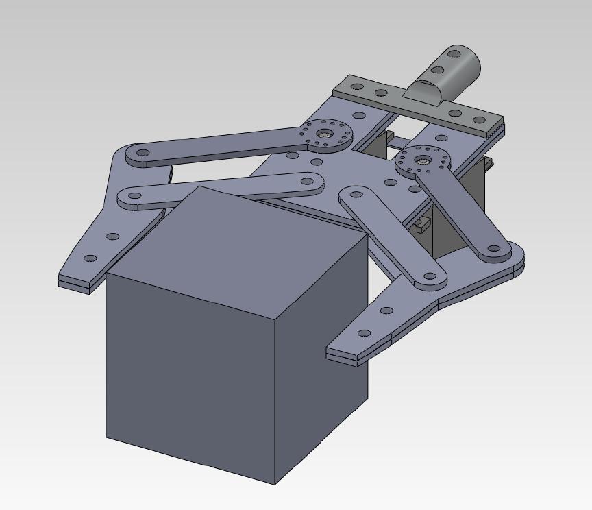 Mechanical claw design