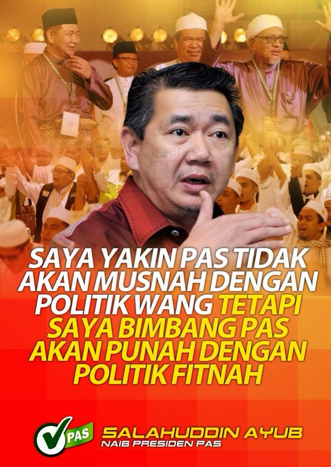 BEWARE OF FITNAH WITHIN PAS AS D OBSTACLES OF PAS PLIGHT!