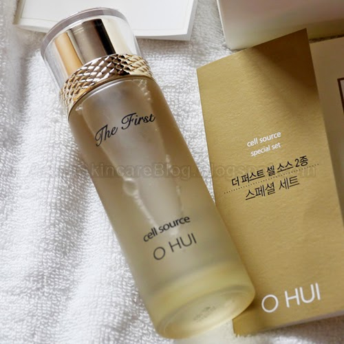 My Asian Skincare Story O Hui The First Cell Revolution