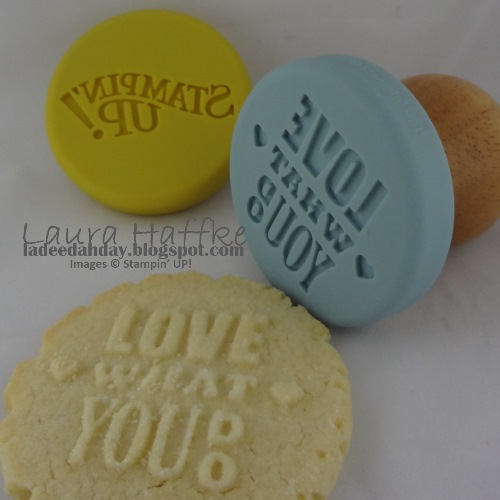 It's a La Dee Dah Day!: SWEET PRESSED COOKIE STAMPS & GIFT ...