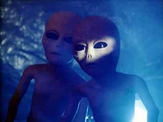 alien mahluk gaib