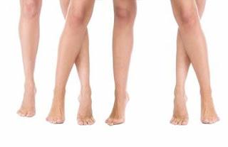 blanquear rodillas oscuras