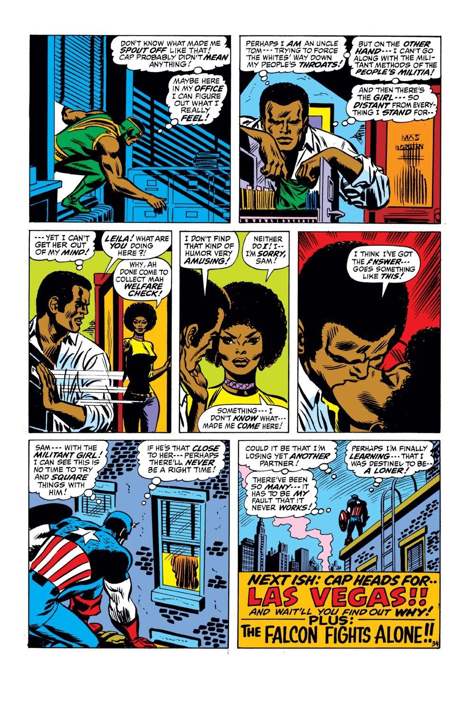 Captain America (1968) Issue #143 #57 - English 35