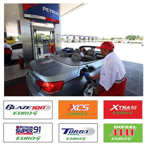 Petron Euro 4 Fuels