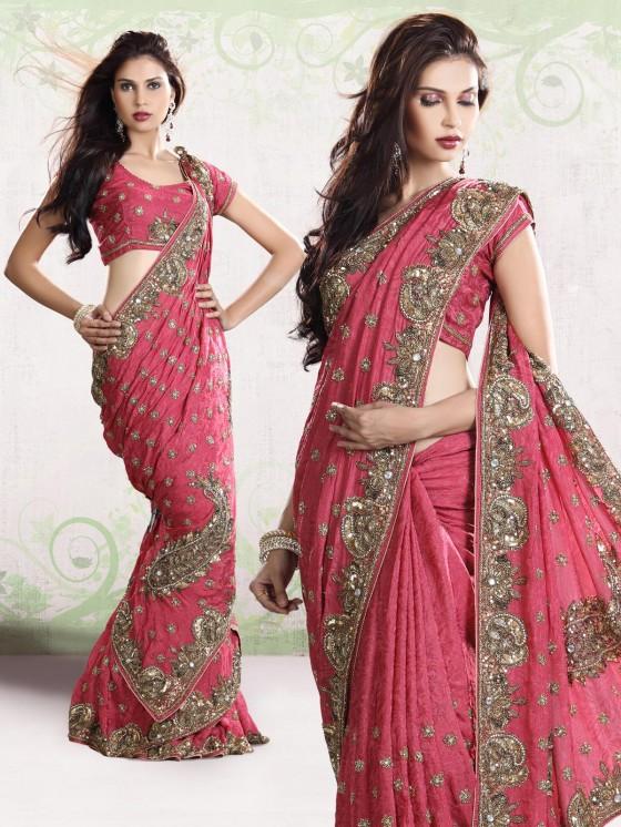 saree fashion: Designer Saree