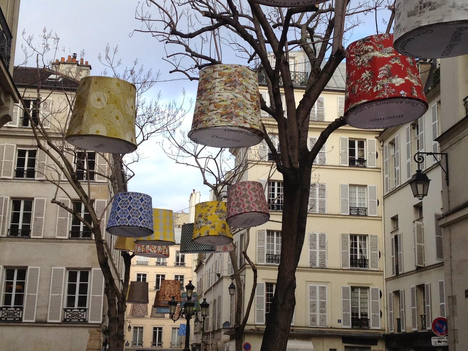 Rue de Furstemberg, Saint-Germain-des-Prés, Paris