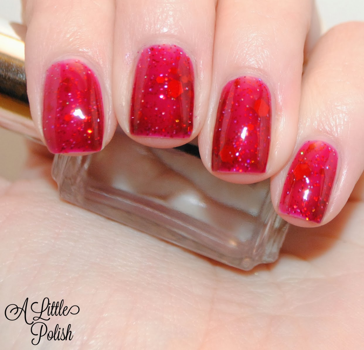 A Little Polish: Delush Polish - Swatches & Review!