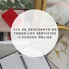 15% DE DTO EN SERVICIOS Y CURSOS ONLINE