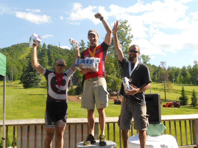 Finn took a win at Pat's Peak (photo Scott Snyder)