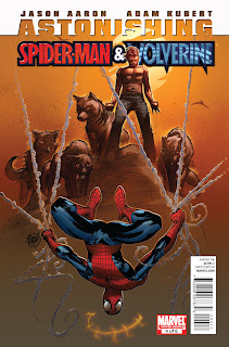 Astonishing Spider-Man and Wolverine #4 - Comic of the Day