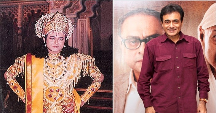 Pradeep's Blog: Top 7 Famous Characters In Mahabharat Serial
