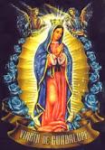 (Nossa senhora de Guadalupe)