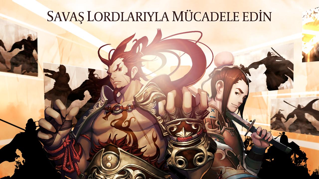 Dynasty Warlord (Sihirli Kartlar) Android Apk Oyunu resimi 2