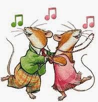 Genevi ve charras vendredi 13 vous souris et danse a ne - Petite souris qui danse ...