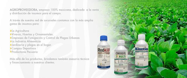 Agroproveedora: fertilizantes, semillas, insumos agricolas