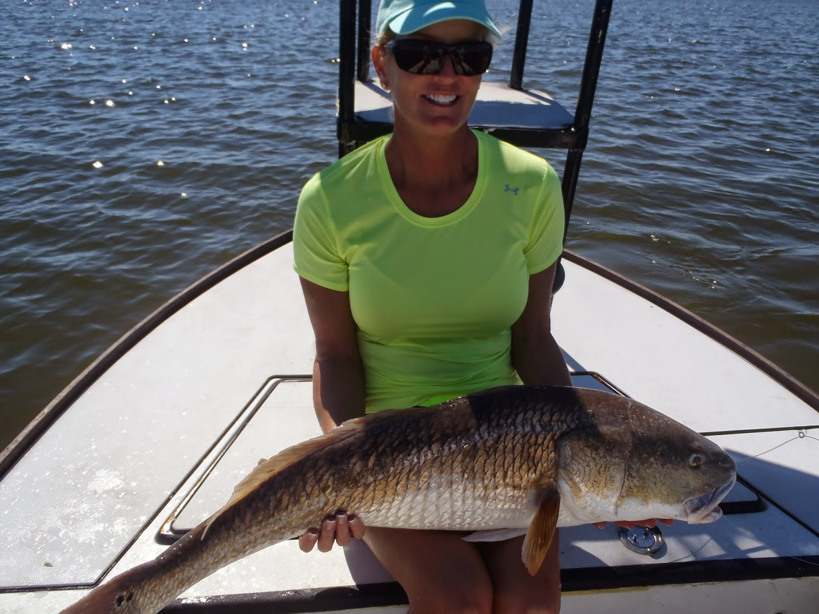 Redfishing louisiana a guides journey for Louisiana redfish fly fishing