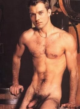 Jude law nude pic