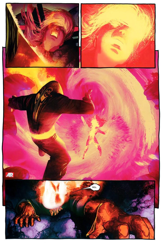Uncanny X-Men chap 5 - Trang 9