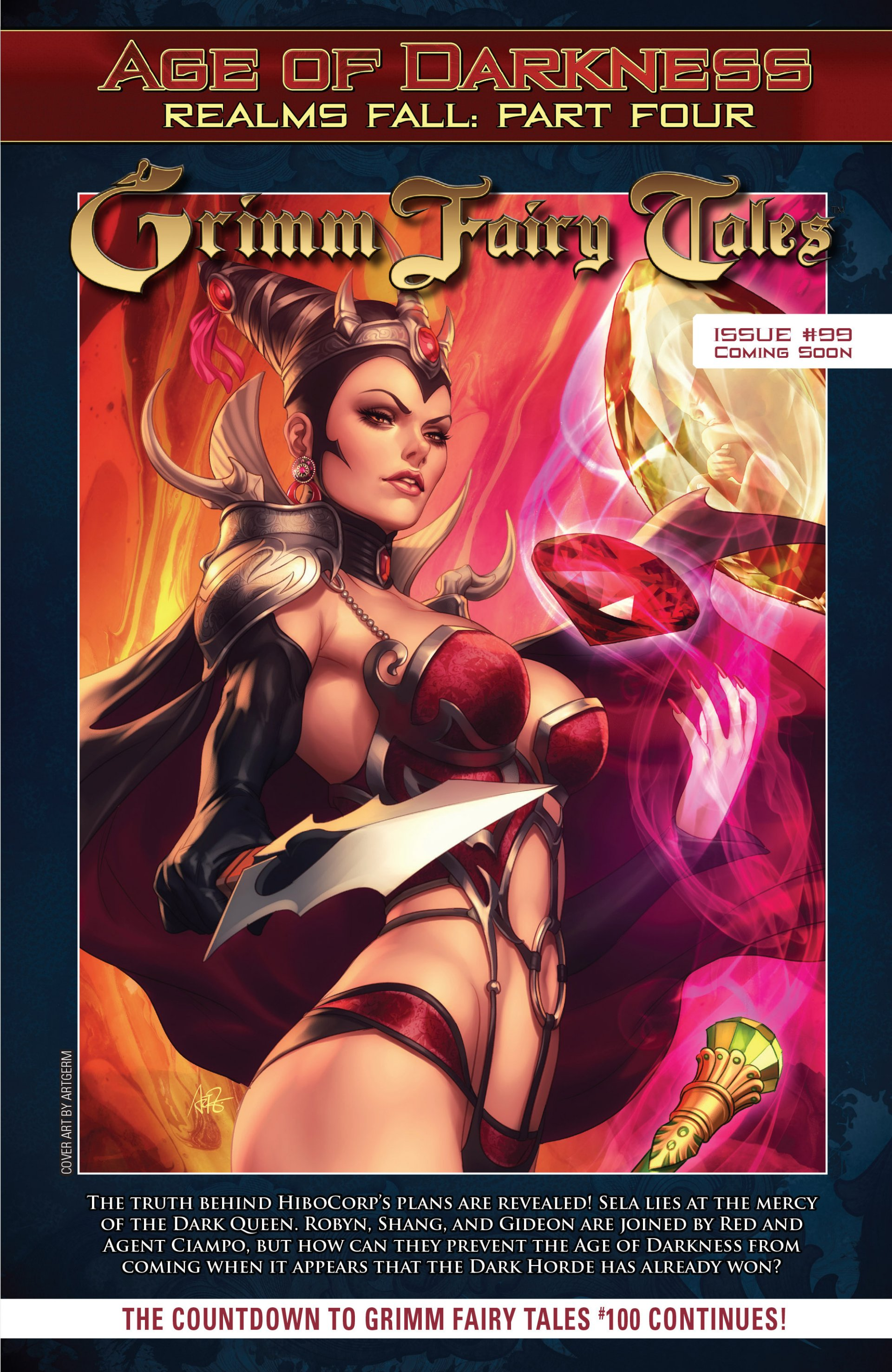 Grimm Fairy Tales (2005) Issue #98 #101 - English 24