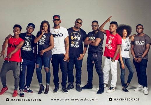 Don Jazzy's Mavin Records Releases New Awesome Photos