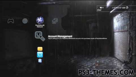 ps3 background theme. ps3 wallpaper black.