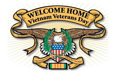 Welcome Home Vietnam Veterans!