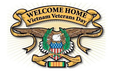 Welcome Home Vietnam Veterans!