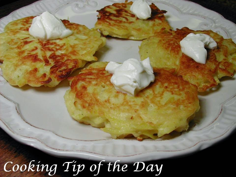 Cooking Tip of the Day: Boxty - Irish Potato Pancakes