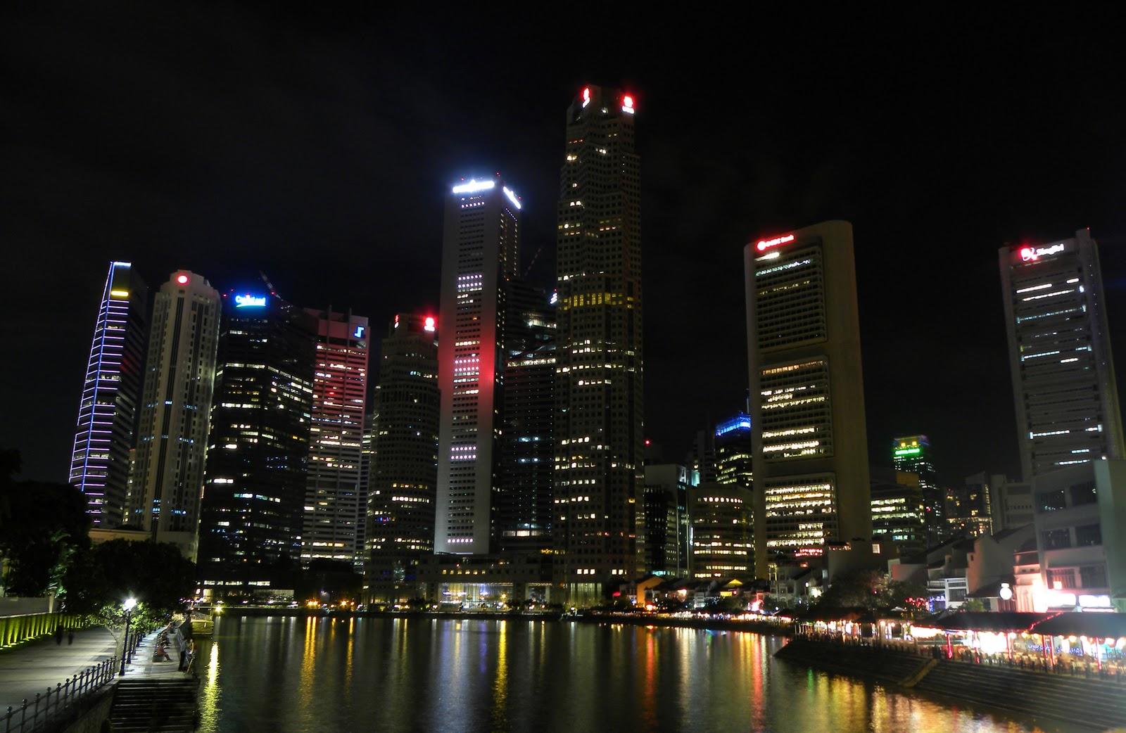 El blog de Chema: Un viaje por Malasia y Singapur 1: Entre torres de ...