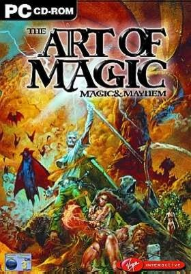 PC Magic and Mayhem : The Art of Magic | Telecharger