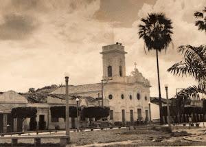 Timbaúba - Praça João Pessoa - Igreja Nª Sª das Dores