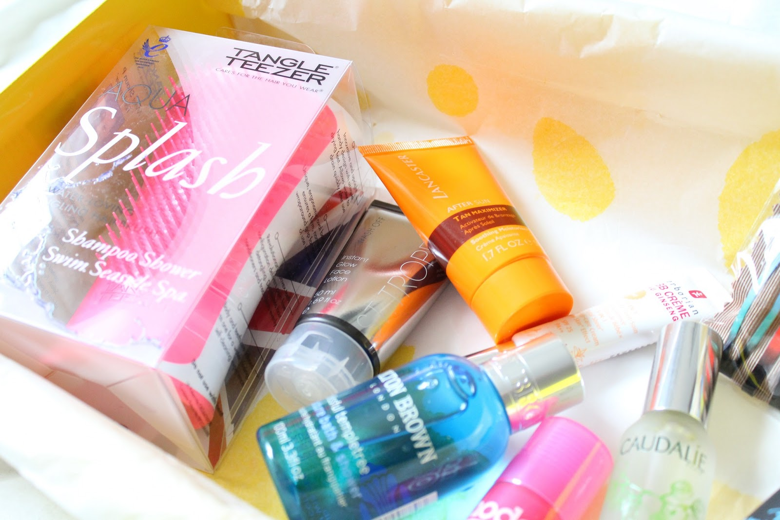 Selfridges Summer Beauty Box